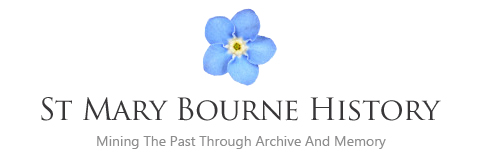 St Mary Bourne Goes To War - A Village In Rural Hampshire During World War One